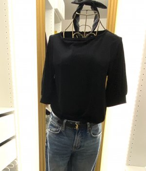 H&M Kurzarm-Bluse