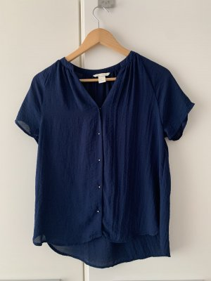 H&M Kurzarm Bluse Shirt