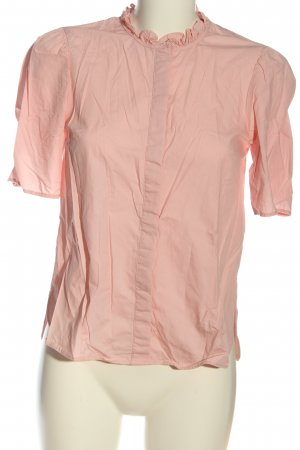 H&M Kurzarmhemd pink Casual-Look