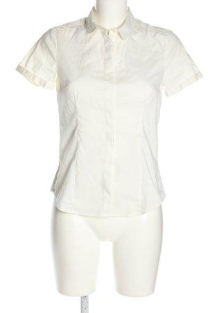 H&M Camicia a maniche corte bianco stile casual