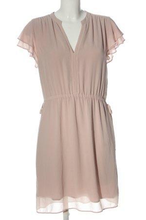 H&M Kurzarmkleid pink Elegant