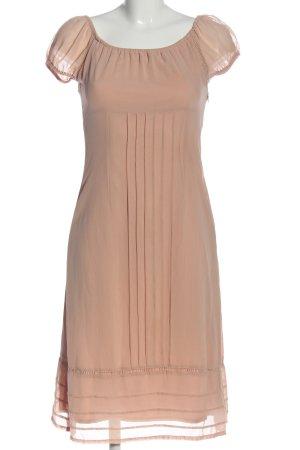 H&M Kurzarmkleid pink Casual-Look