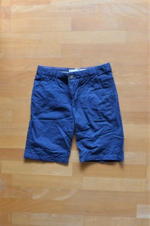 H&M kurze Hose Shorts Bermudas dunkelblau Gr. 34 XS