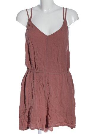 H&M Kurzer Jumpsuit pink Casual-Look