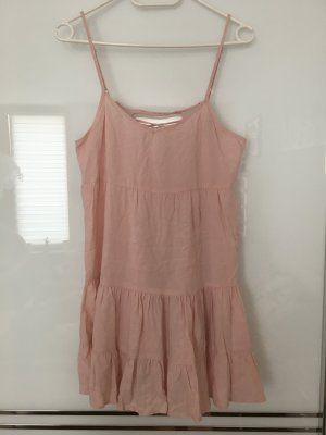 H&M Mini vestido multicolor