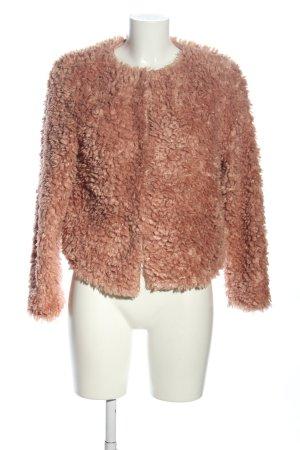 H&M Kurzjacke pink Casual-Look