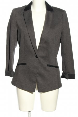 H&M Short Jacket light grey flecked casual look
