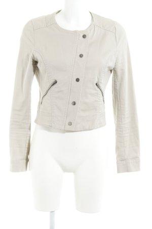H&M Kurzjacke beige Casual-Look