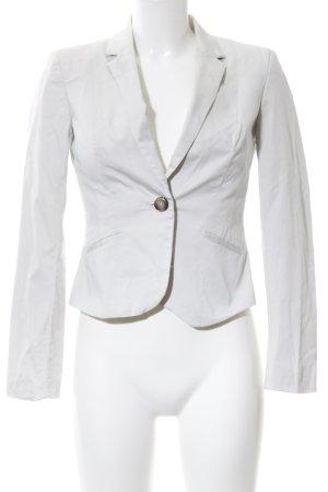 H&M Kurzjacke weiß Business-Look