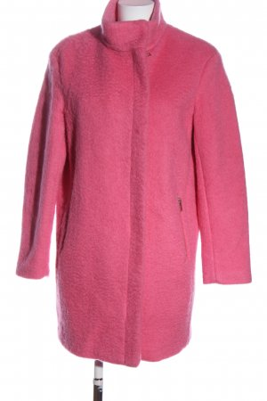 H&M Kurzmantel pink Casual-Look