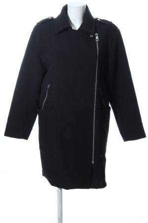H&M Cappotto corto nero stile casual