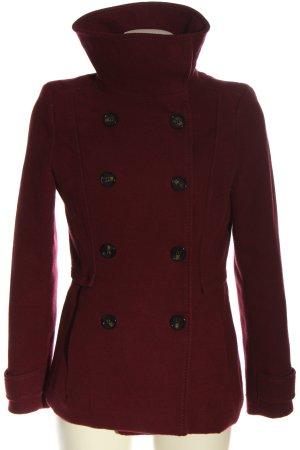 H&M Cappotto corto rosso elegante