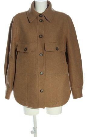 H&M Short Coat brown casual look