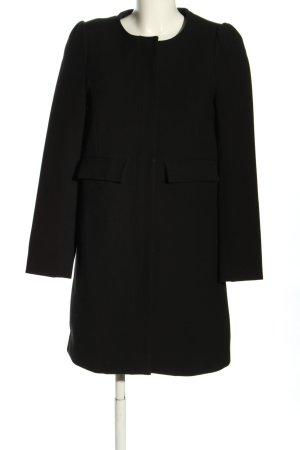 H&M Korte Jas zwart casual uitstraling