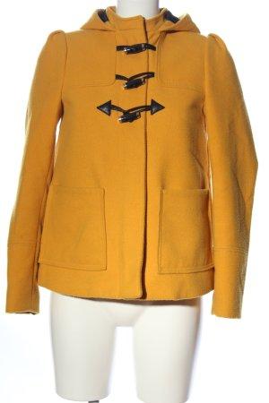 H&M Short Coat light orange casual look