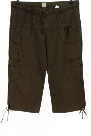 H&M L.O.G.G. 3/4 Length Trousers bronze-colored casual look