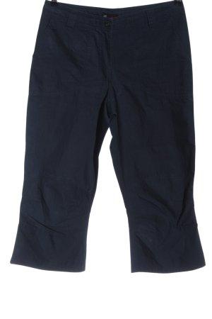 H&M L.O.G.G. Pantalon 3/4 bleu élégant