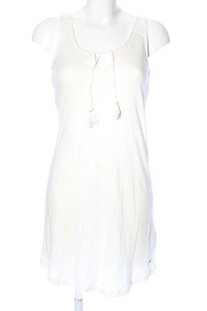H&M L.O.G.G. ärmellose Bluse creme Casual-Look
