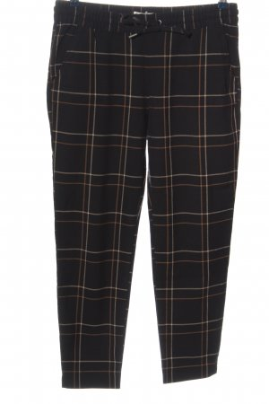 H&M L.O.G.G. Baggy Pants Karomuster Casual-Look