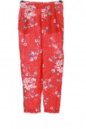 H&M L.O.G.G. Baggy Pants Allover-Druck Casual-Look