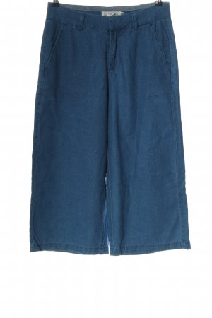 H&M L.O.G.G. Baggy Pants blau Casual-Look