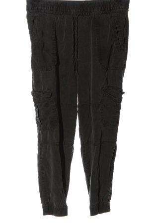 H&M L.O.G.G. Luźne spodnie jasnoszary W stylu casual