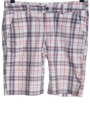 H&M L.O.G.G. Bermudas check pattern casual look