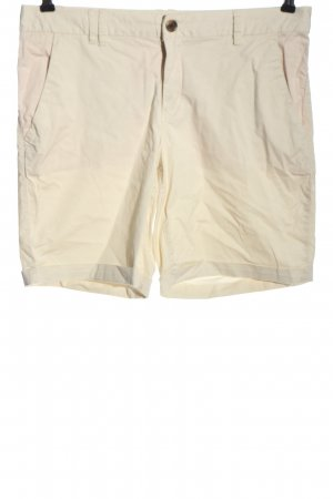 H&M L.O.G.G. Bermuda bianco sporco stile casual