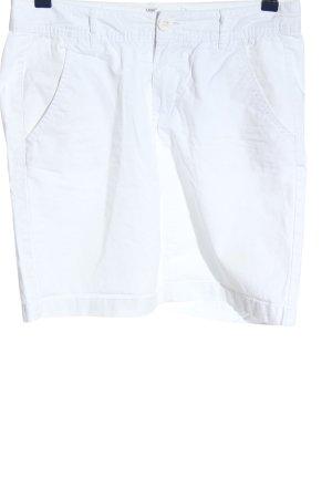 H&M L.O.G.G. Bermuda bianco stile casual