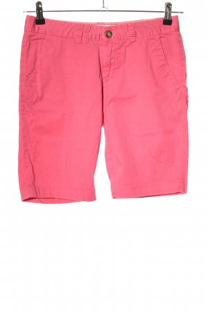 H&M L.O.G.G. Bermuda roze casual uitstraling