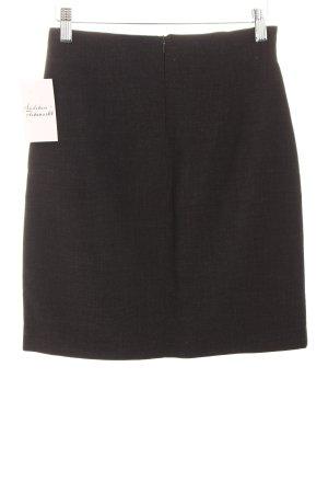 H&M L.O.G.G. Bleistiftrock schwarz klassischer Stil