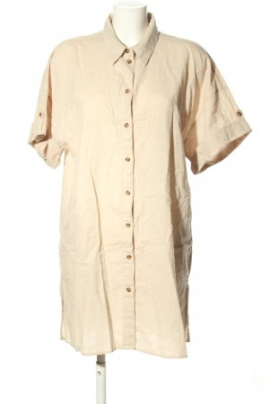 H&M L.O.G.G. Blusenkleid creme Casual-Look