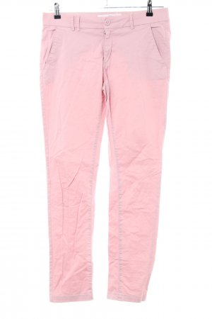 H&M L.O.G.G. Caprihose pink Casual-Look