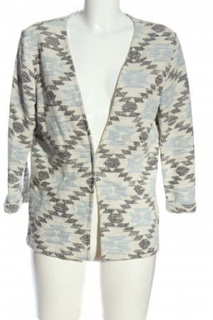H&M L.O.G.G. Cardigan Allover-Druck Casual-Look