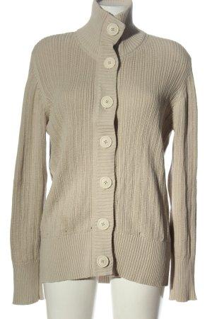 H&M L.O.G.G. Kardigan w kolorze białej wełny W stylu casual