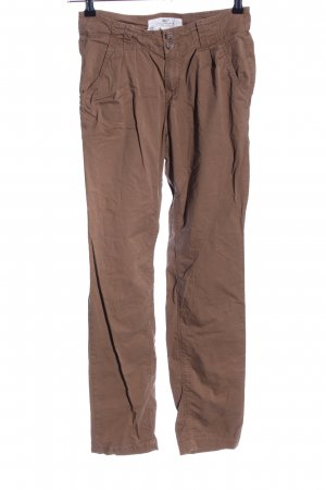 H&M L.O.G.G. Cargo Pants brown casual look