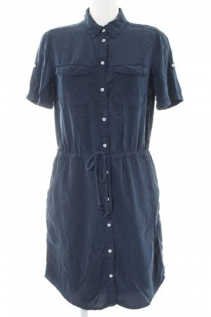 H&M L.O.G.G. Cargo Dress blue casual look