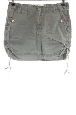 H&M L.O.G.G. Cargorock khaki Casual-Look