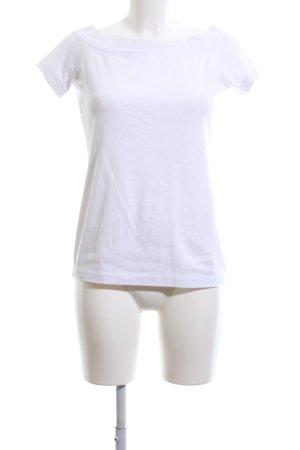 H&M L.O.G.G. Carmen Shirt white casual look