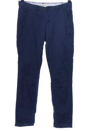 H&M L.O.G.G. Chino azul estilo «business»