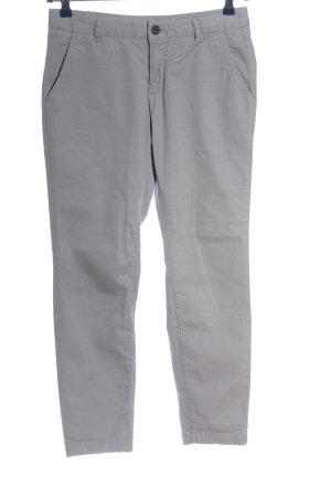 H&M L.O.G.G. Pantalon chinos gris clair style décontracté