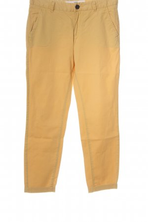 H&M L.O.G.G. Chino amarillo pálido look casual