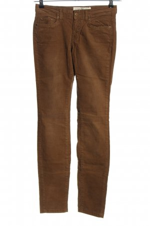 H&M L.O.G.G. Corduroy Trousers brown casual look