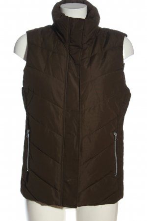 H&M L.O.G.G. Down Vest brown casual look