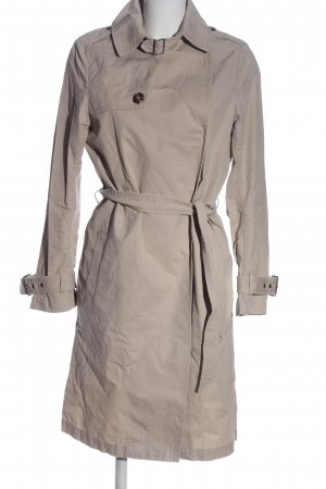 H&M L.O.G.G. Trenca gris claro look casual