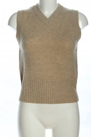 H&M L.O.G.G. Fine Knitted Cardigan bronze-colored casual look