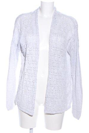 H&M L.O.G.G. Cárdigan de punto grueso blanco look casual