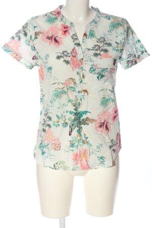 H&M L.O.G.G. Koszulowa bluzka Na całej powierzchni W stylu casual