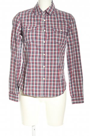 H&M L.O.G.G. Hemd-Bluse Karomuster Casual-Look