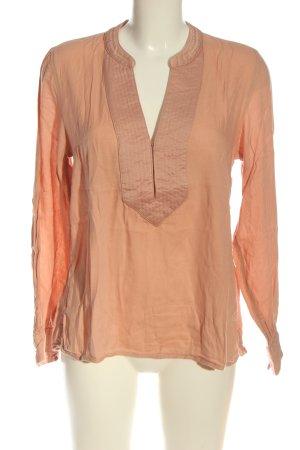 H&M L.O.G.G. Hemd-Bluse wollweiß Elegant